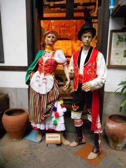 Costumes canariens (La Orotava)