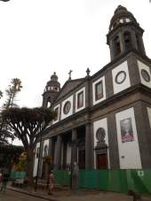 Santa Iglesia Catedral ou cathédrale San Cristobal (La Laguna)