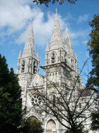 Cork - St Finbarr's Cathedral