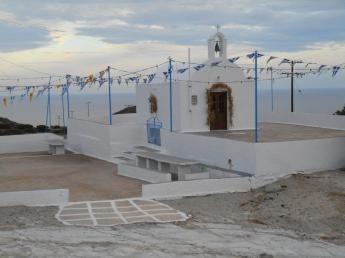 Eglise d'Aghia Sofia (Milos)