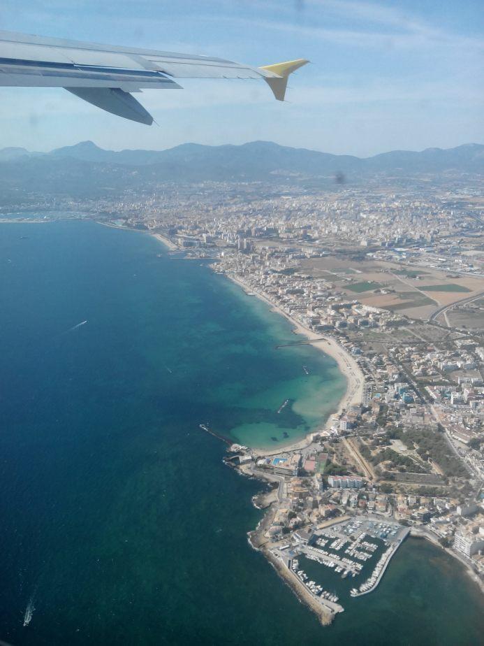 Au dessus de Palma