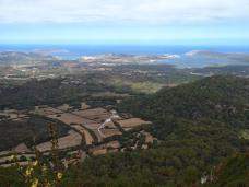 Vue du Mont Torre
