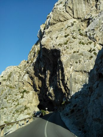 Vers le cap de Formentor