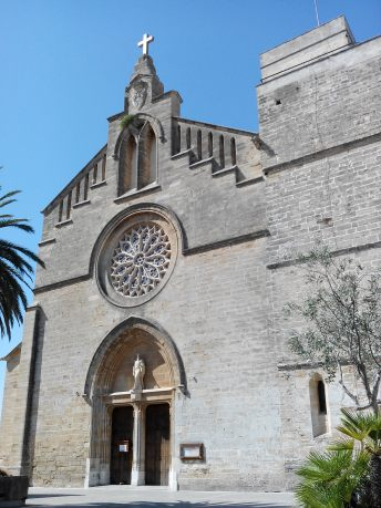 Eglise Saint Jaume (Alcudia)
