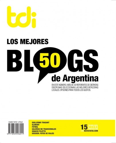 Los mejores 50 blogs de Argentina