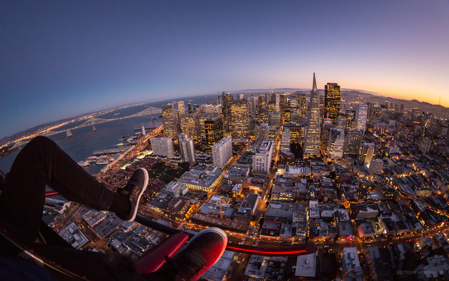 Above San Francisco