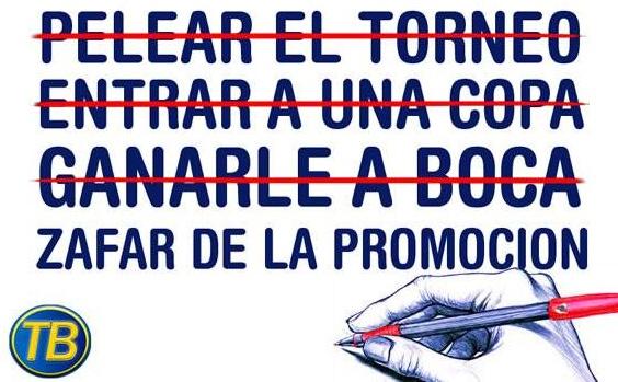 Afiche Boca River Promocion 2011