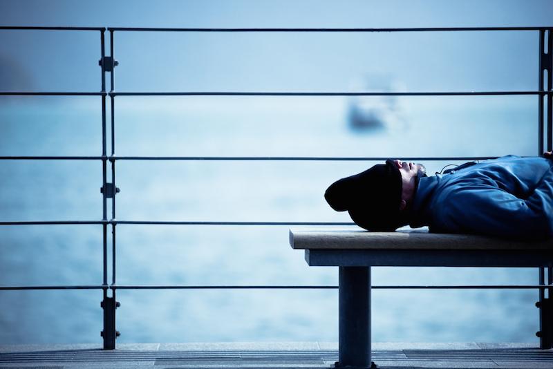 La gente apasionada duerme poco