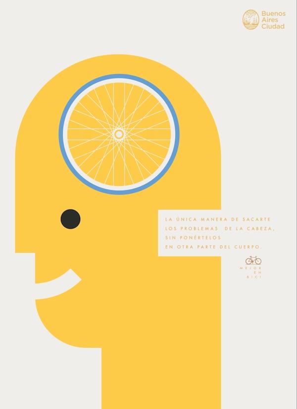 Los beneficios de andar en bicicleta