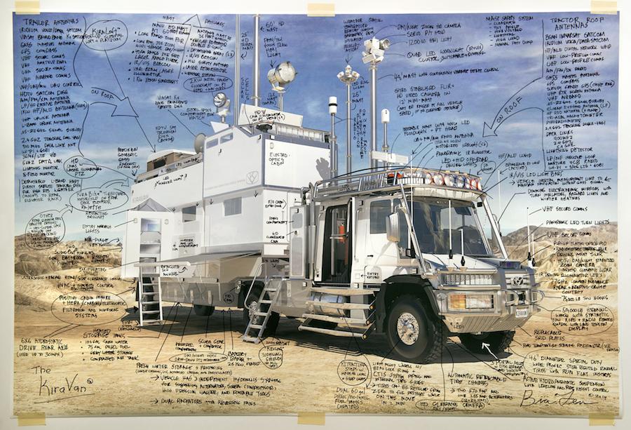 El camion casa más espectacular del mundo