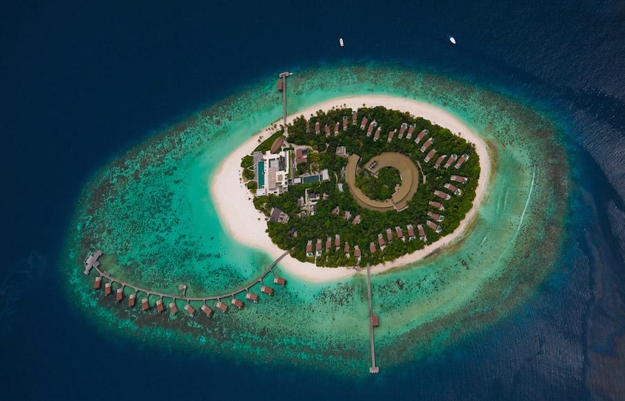 Islas Maldivas, Hotel Park Hyatt