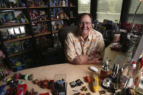 John Lasseter Documental