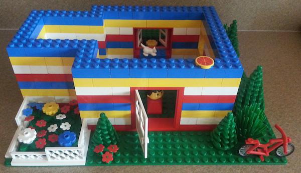Lego Walter White