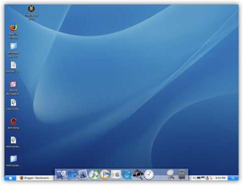 Mac Os en Windows