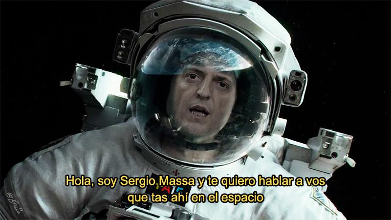 Massa en el espacio