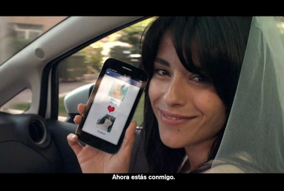 """The Wedding"", publicidad de Nissan"
