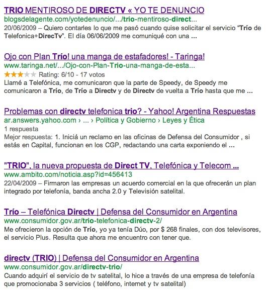 """""""Plan trio de DirecTV es una estafa"""""""