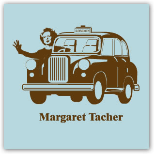 remeras con onda, margaret tacher