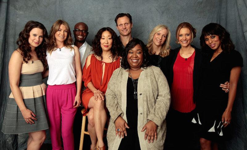 Shonda Rhimes, Scandal y Grey's Anatomy