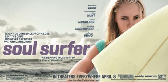 Soul Surfer: La historia de Bethany Hamilton