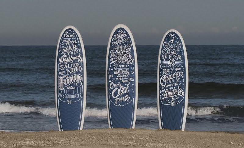 Surf sin limites: En el agua somos todos iguales