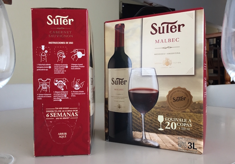 #4Amigos6Semanas1Vino: Wine dispenser de Suter