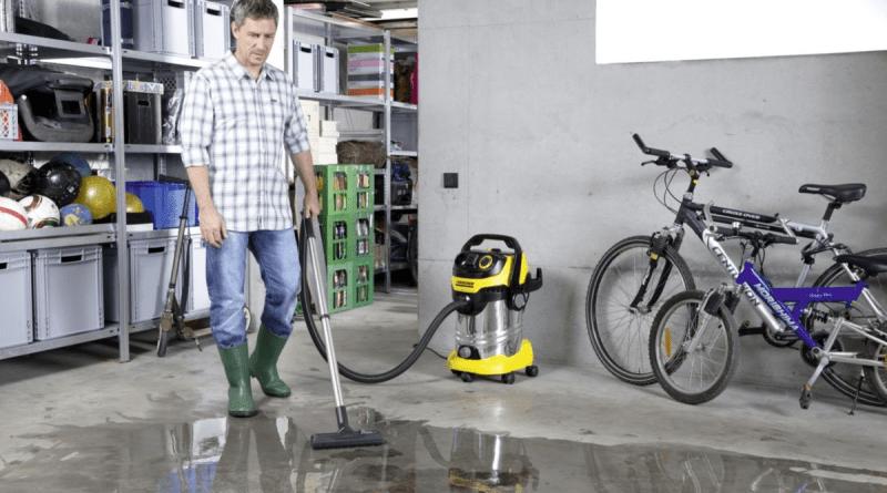 choisir un aspirateur à eau avec cuve tonneau professionnel