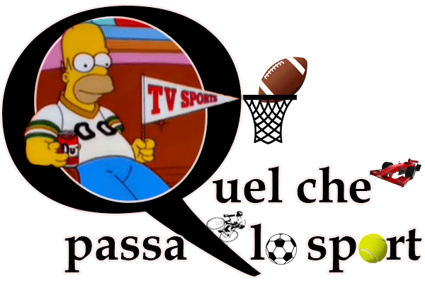 Quel che passa lo sport
