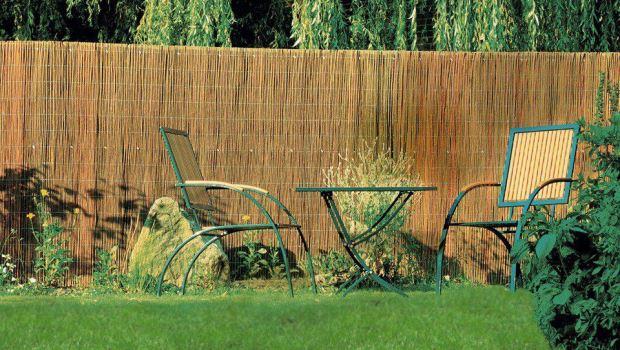 Garten gestalten - so wird Ihr Garten richtig schön QUELLE Blog - tipps sichtschutz garten privatsphare