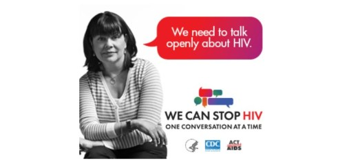Stop HIV One Conversation at a Time