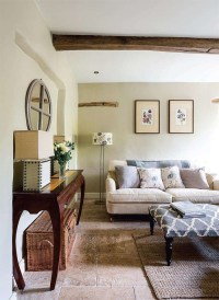 7 Steps to Creating a Country Cottage Style Living Room ...