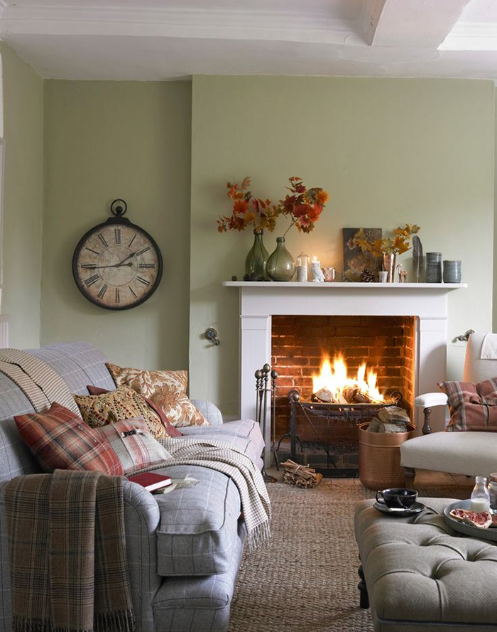 Country Living Room Furniture Ideas - cottage living room ideas