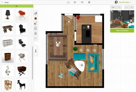 10 Online Tools for Home Designing - Quertime - 3d home design online