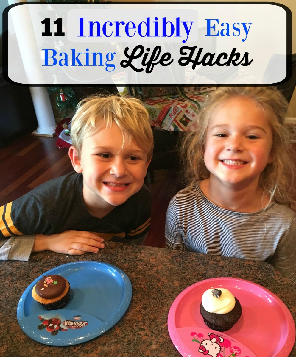 11 Incredibility Easy Baking Life Hacks