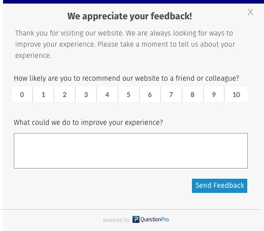 7 Reasons to Collect Feedback with Website Intercept Surveys