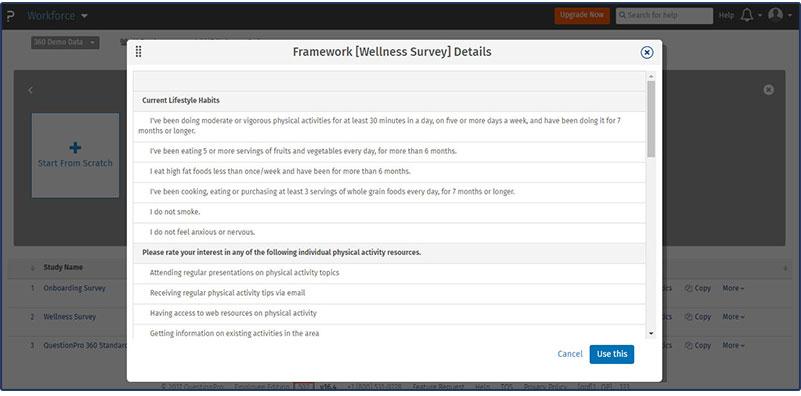 Employment Engagement Survey Template Sample Satisfaction Survey - employment engagement survey template