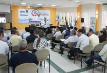 Alcalde se reune con Funcionarios Municipales