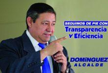 Rendición de Cuentas 2016 Alcalde Jorge Domínguez López