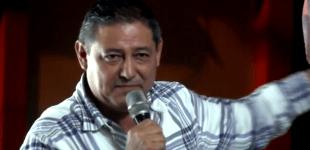 Alcalde inaugura pavimentación calle en La Salud