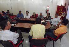 Alcalde Jorge Domínguez y Concejales mantuvieron una reunión con inversionistas privados