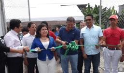 Alcalde Jorge Domínguez inauguró el Centro Municipal de Gestión de Fauna Urbana