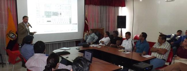 Avanza el dialogo entre Municipio y el inversionista privado  para mejorar la imagen de Quevedo Shopping Center