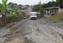 Apertura y lastrado de calles se ejecutan en parroquia Venus