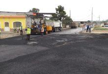 Asfaltado de calles fue inaugurado en  la parroquia San Cristóbal