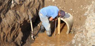 GAD Municipal construye alcantarillado pluvial en sector Playa Grande