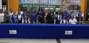 Gobernador de Rotary Internacional destaca la buena gestión municipal
