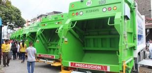 Alcalde Jorge Domínguez: `No se trata de dejar limpia la ciudad, sino solucionar el problema de raíz`