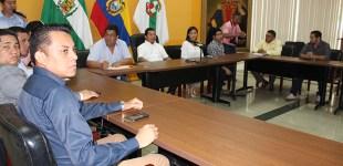 Alcalde JSC pidió a los trabajadores municipales cumplimiento en sus labores para mejorar los servicios a la población