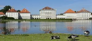Château de Nymphemburg à Munich