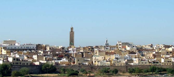 Que voir à Meknès